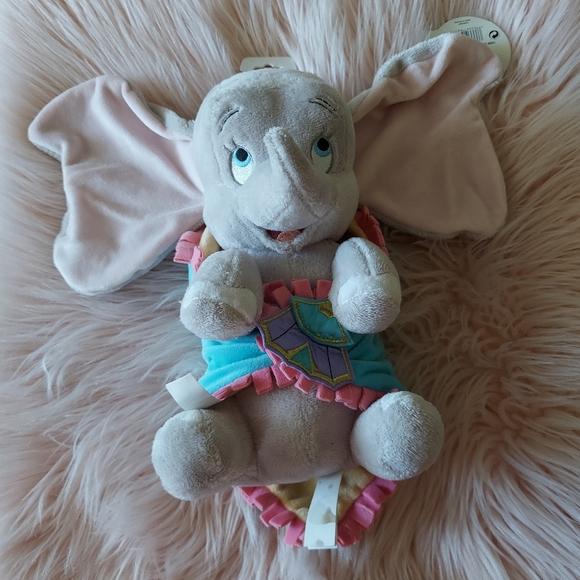 NWT Disney Babies Dumbo Plush